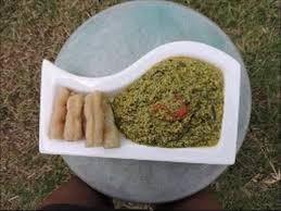 comment cuisiner du manioc sauce de feuilles de manioc aux arachides kweem