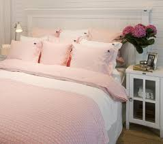 light pink and white bedding light pink and white bedding bedding designs