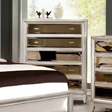 Mirror Chest Of Drawers Hooker Furniture Sanctuary 5 Drawer Mirrored Chest Hayneedle