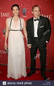 matt lauer and his wife annette roque time u0027s 100 most influential