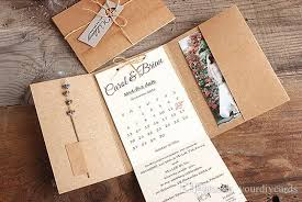 pocket fold new pocket fold invitation rustic wedding cards printed wedding