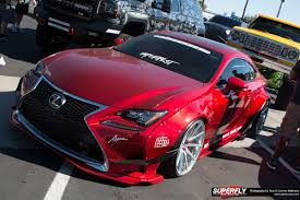 lexus visa platinum sema show superfly autos part 4