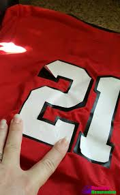 motocross jersey lettering how to fix numbers peeling off a jersey the easy solution