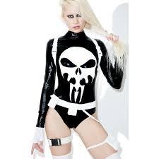 Marvel Female Halloween Costumes 25 Punisher Costume Ideas Punisher