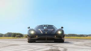 koenigsegg tron gilded koenigsegg agera rs is first euro delivery