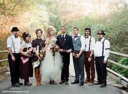 unique wedding dresses uk a unique steunk wedding in weddingland wedding