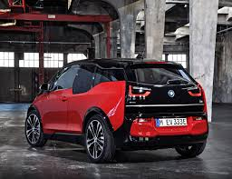 2018 bmw i3s sporty ev gets power styling upgrades 95 octane