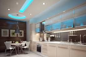 Kitchen Cabinet Led Downlights Kitchen Lighting Kitchen Light Fixtures With Led Lighting Over