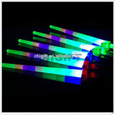 decorative sticks with led lights wanker for