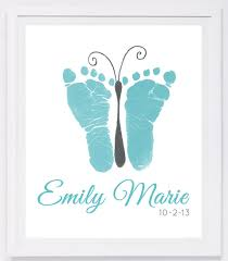 best photos of baby footprint and drawings baby and