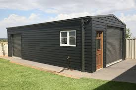 single garage with workshop coolamon steel