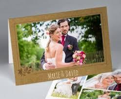 remerciement mariage photo carte de remerciement mariage kraft paname