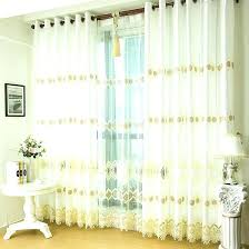 White Patterned Curtains Sheer Patterned Curtains Elkar Club