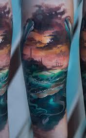 cloud tattoos meanings uses inkdoneright com