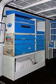 scaffali per furgoni usati riutilizzare il materiale syncro usato