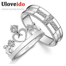 does the woman buy the s wedding band find more rings information about fashion white gold plated