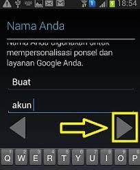 buat akun google bru cara membuat akun google play store baru di android belajar