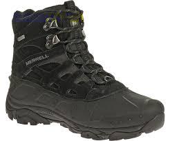 merrell womens boots canada moab polar waterproof black merrell