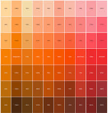Pantone Colors by Logo Pantone Color Matching Orange Paintings And Paper Art