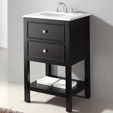 Shallow Depth Bathroom Vanity by Bathroom Bathroom Dark Brown Narrow Depth Bathroom Vanity With