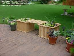 Wooden Planter Box Plans Free by Garden Design Garden Design With How To Build A Planter Boxud â