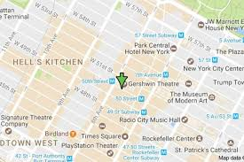Radio City Music Hall Floor Plan by Shared Room In Time Square Girls Share Only Apartments For Rent
