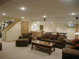 installing an electrical service for a finished basement or