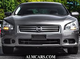 nissan maxima extended warranty 2014 used nissan maxima 4dr sedan 3 5 s at alm gwinnett serving