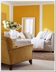 Best Happy Colour Images On Pinterest Home Architecture And - Gold wall color living room