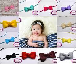 baby bows and headbands baby bow headbands you 5 newborn headbands small headband