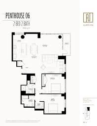 2 bed 2 bath apartment in chicago il aurelien all floor planspenthouse 06