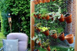 8 space saving vertical herb garden concepts for small yards