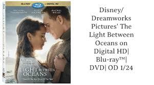 A Light Between Oceans Disney Dreamworks Pictures U0027 The Light Between Oceans Blu Ray Dvd