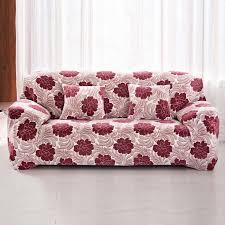 purple sofa slipcover thick velvet plush sofa slipcover pixel stretch fashion couch