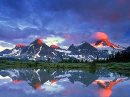 blue reflections wallpapers wallpapers tagged with rugged park terrain vermillion red