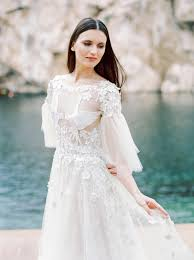 ethereal wedding dress ethereal wedding dress with pigeon embroideries made by