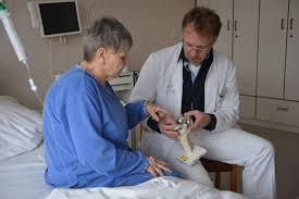 Dr Peter Bad Mergentheim Fachbereich Orthopädie Krankenhaus Tauberbischofsheim