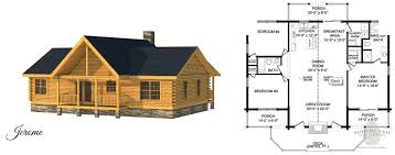house plans log cabin cottage country farmhouse design awesome simple building plans log