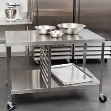 Stainless Steel Kitchen Work Table Island Kitchen Small Stainless Steel Kitchen Work Table Awe Inspiring