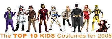 Boys Halloween Costume 10 Picks Kids Halloween Costumes 2008