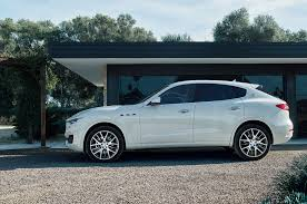 maserati 2017 white 2017 maserati levante pricing announced