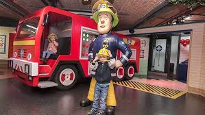 lappset create mattel play liverpool fireman sam based