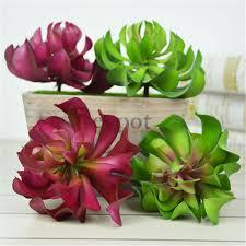 popular artificial plants succulent buy cheap artificial plants