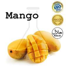 haccp cuisine mango flavor กล นมะม วงเข มข น ejuice inspired by lnwshop com
