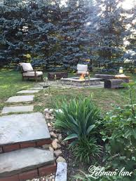 Faux Stone Patio by Articles With Stonefire Fire Pit Table Tag Interesting Stone