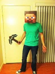 Minecraft Herobrine Halloween Costume 36 Minecraft Images Minecraft Stuff Video