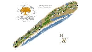 Map Of Kiawah Island The Ocean Course At Kiawah Island Course Tour Golf Digest