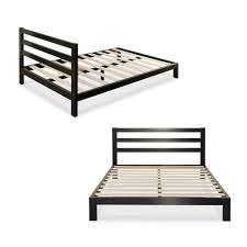 Twin Bed Frame With Headboard by Bed Frames Twin Bed Frame Walmart King Size Bed Frames Metal Bed