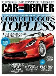 corvette magazine subscription car and driver magazine september 2014 cars 2015 corvette