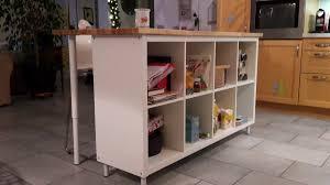 meuble central cuisine ilot de cuisine pas cher bidouilles ikea